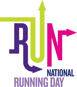 National Running Day logo
