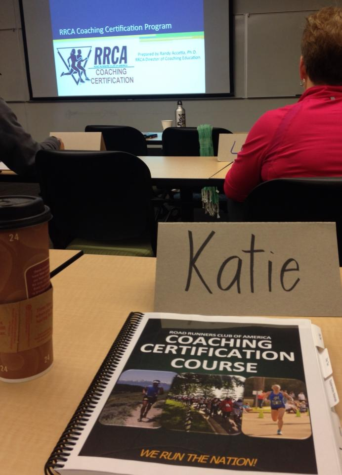 RRCA Coaching Certification Course Reflections   Run Inspired