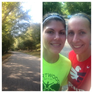 Long Run Sunday with Amanda!