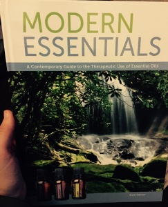 Modern Essentials: my go-to essential oil reference book