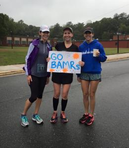BAMRs = Bad-Ass Mother Runners!